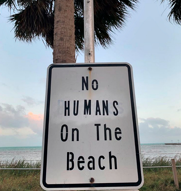 Funny Signs No Humans